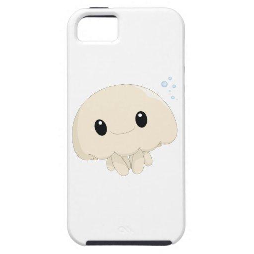 Chibi Jellyfish iPhone 5 Case