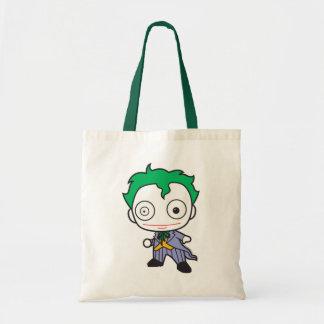 Chibi Joker Budget Tote Bag