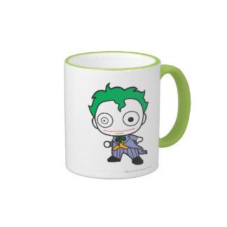 Chibi Joker Ringer Coffee Mug