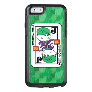 Chibi Joker Playing Card OtterBox iPhone 6/6s Case