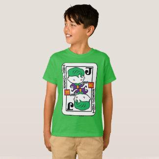 Chibi Joker Playing Card T-Shirt