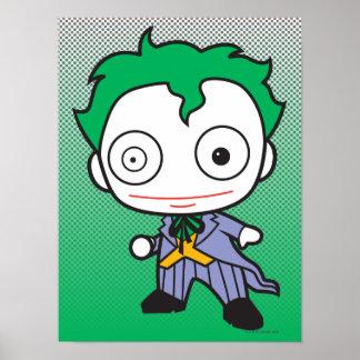 Chibi Joker Poster