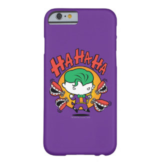 Chibi Joker With Toy Teeth Barely There iPhone 6 Case