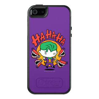 Chibi Joker With Toy Teeth OtterBox iPhone 5/5s/SE Case