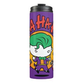 Chibi Joker With Toy Teeth Thermal Tumbler