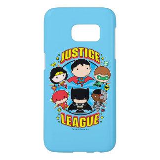 Chibi Justice League Group