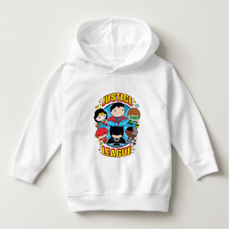 Chibi Justice League Group Hoodie