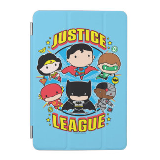 Chibi Justice League Group iPad Mini Cover