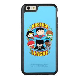 Chibi Justice League Group OtterBox iPhone 6/6s Plus Case