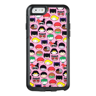 Chibi Justice League Head Pattern OtterBox iPhone 6/6s Case