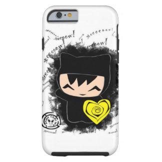 Chibi Kitty Tough iPhone 6 Case