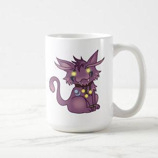 Chibi Kitty Coffee Mug