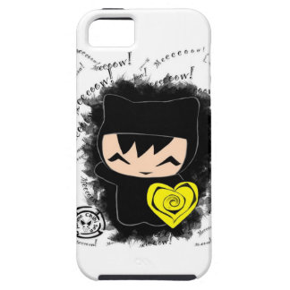 Chibi Kitty iPhone 5 Cases