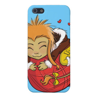 Chibi Leo Cases For iPhone 5