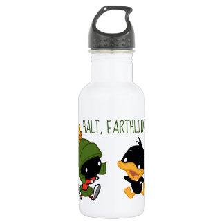 Chibi MARVIN THE MARTIAN™ & DAFFY DUCK™ 532 Ml Water Bottle