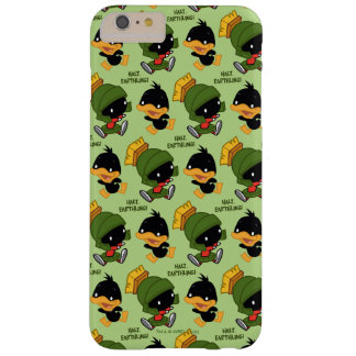 Chibi MARVIN THE MARTIAN™ & DAFFY DUCK™ Barely There iPhone 6 Plus Case