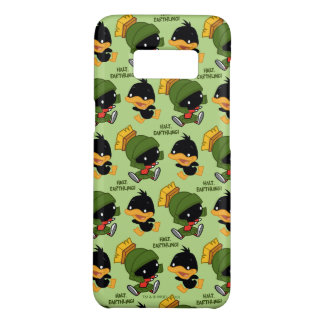 Chibi MARVIN THE MARTIAN™ & DAFFY DUCK™ Case-Mate Samsung Galaxy S8 Case