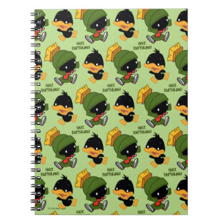 Chibi MARVIN THE MARTIAN™ & DAFFY DUCK™ Notebook