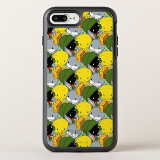 Chibi MARVIN THE MARTIAN™, TWEETY™, & BUGS BUNNY™ OtterBox Symmetry iPhone 8 Plus/7 Plus Case
