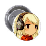 chibi music button