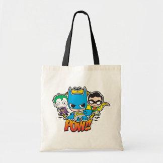 Chibi Pow Budget Tote Bag