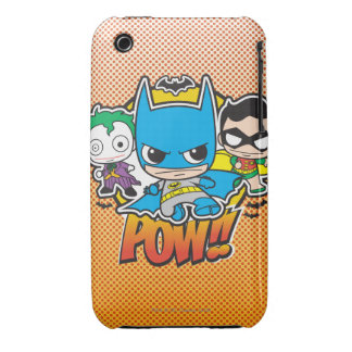 Chibi Pow iPhone 3 Covers