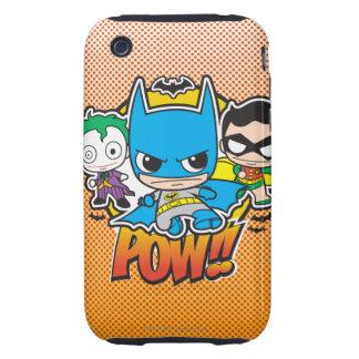 Chibi Pow iPhone 3 Tough Case