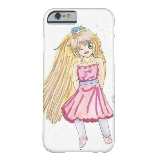 Chibi Ran CAsual Feminine Fashion iPhone 6 Barely There iPhone 6 Case