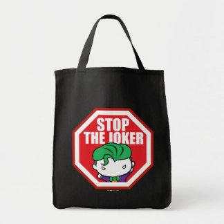 "Chibi ""Stop The Joker"" Sign"
