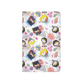 Chibi Super Heroine Pattern Journal