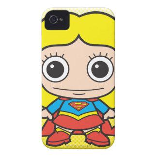 Chibi Supergirl Case-Mate iPhone 4 Case