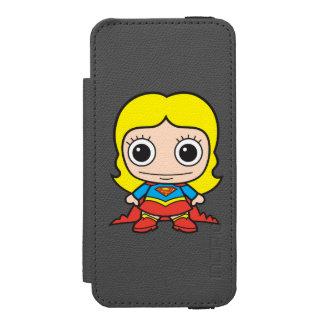 Chibi Supergirl Incipio Watson™ iPhone 5 Wallet Case