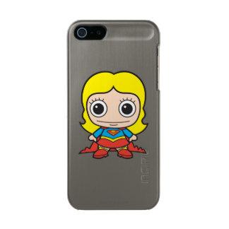 Chibi Supergirl Incipio Feather® Shine iPhone 5 Case