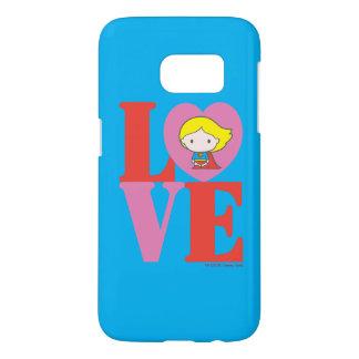 Chibi Supergirl LOVE
