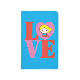 Chibi Supergirl LOVE Journal