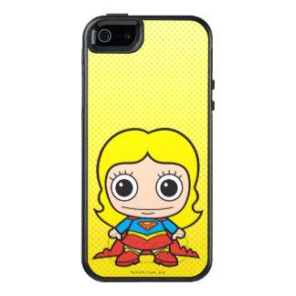 Chibi Supergirl OtterBox iPhone 5/5s/SE Case