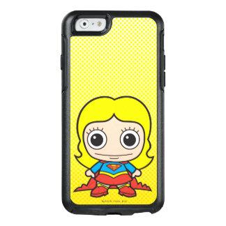 Chibi Supergirl OtterBox iPhone 6/6s Case