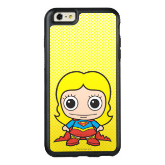 Chibi Supergirl OtterBox iPhone 6/6s Plus Case