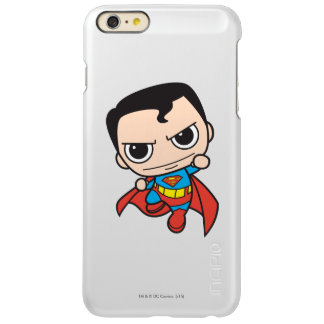 Chibi Superman Flying