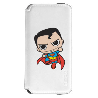Chibi Superman Flying Incipio Watson™ iPhone 6 Wallet Case