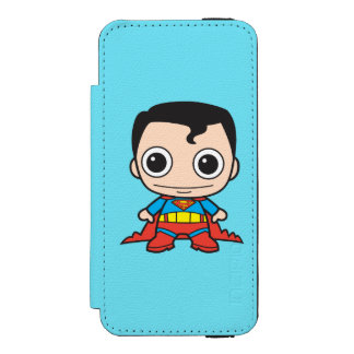 Chibi Superman Incipio Watson™ iPhone 5 Wallet Case