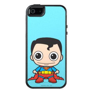 Chibi Superman OtterBox iPhone 5/5s/SE Case