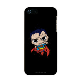 Chibi Superman Sketch - Flying Incipio Feather® Shine iPhone 5 Case