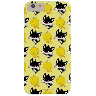 Chibi SYLVESTER™ Chasing TWEETY™ Barely There iPhone 6 Plus Case
