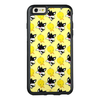 Chibi SYLVESTER™ Chasing TWEETY™ OtterBox iPhone 6/6s Plus Case