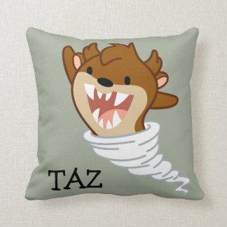 Chibi Tornado TAZ™ Cushion