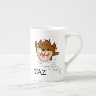 Chibi Tornado TAZ™ Tea Cup