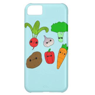 Chibi Vegetables Case For iPhone 5C