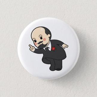 Chibi Vladimir Ilyich Lenin 3 Cm Round Badge
