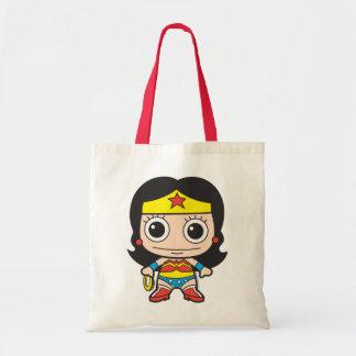 Chibi Wonder Woman Tote Bags